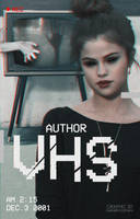 VHS - Wattpad Cover (Premade) by daeneryscrown