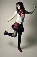Lolita Schoolgirl by AmaraVonNacht