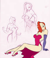 Jessica Rabbit by Brah-J