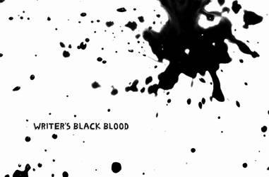writer's blood by moiraworx
