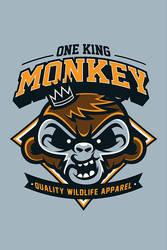 One King Monkey by thinkd