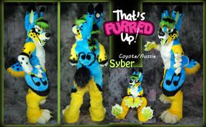 Syber Fullsuit by ThatsFurredUp