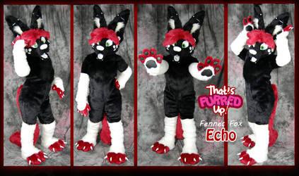 Echo Oblivion by ThatsFurredUp
