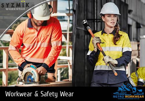 Syzmik Workwear and Safety Wear by metroworkwear