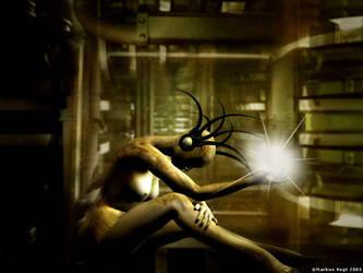 Cyber spirit by MarkusVogt