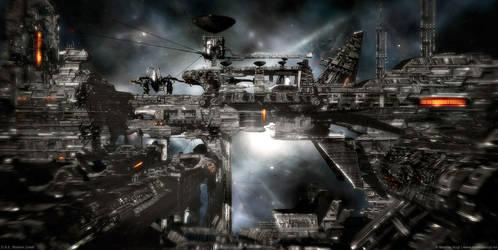 D.S.E. Station Zeta0 by MarkusVogt