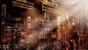 Industrial Worlds by MarkusVogt