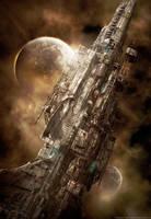 D.S.E. Ascending Phoenix by MarkusVogt