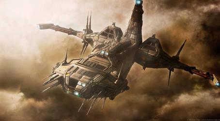 Nemesis 2 - Cloudbreaker by MarkusVogt