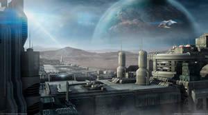 ATX-7 | The Desert Station by MarkusVogt