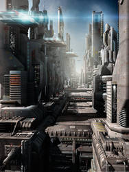 City of Gaia | The Followers by MarkusVogt