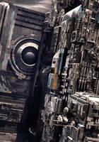 Skyline | Neo Tokyo II by MarkusVogt