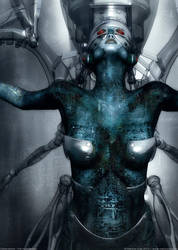 Cyberworld - The Hypersleep by MarkusVogt