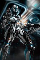 Neon City   Future Cop 2 Rmx by MarkusVogt