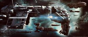 D.S.E. | Homecoming Fleet by MarkusVogt