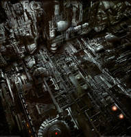 Doomsday 3 (The Chamber) by MarkusVogt