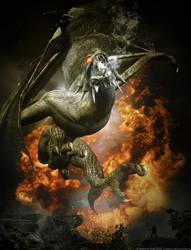 Demon Wings by MarkusVogt