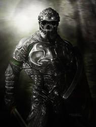 Knight Of Darkness 2 by MarkusVogt