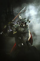 Knight Of Darkness 3 by MarkusVogt
