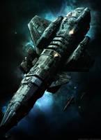 D.S.E. | Shuttle Flight by MarkusVogt