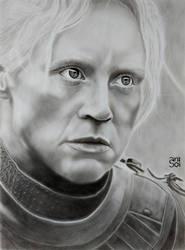 Brienne of Tarth by shakuzino