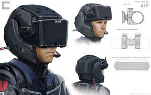 ELYSIUM - Helmet by BenMauro