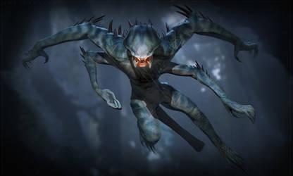 Predator Exploration by BenMauro