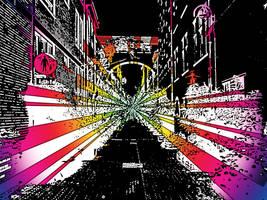Psystreet by johnny-PT