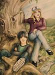 Percy Jackson by eviltt