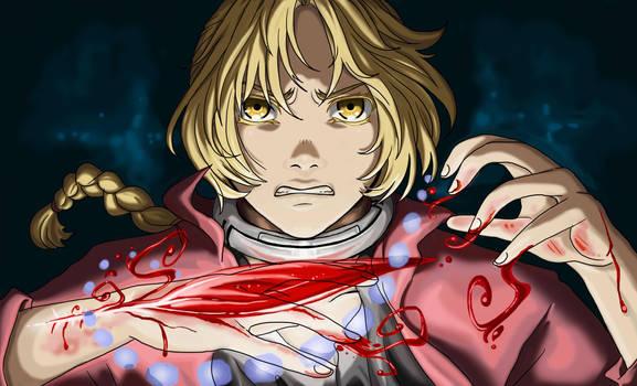 Fullmetal Wonderland by eviltt
