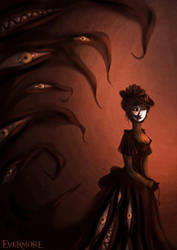 The Lady by eviltt