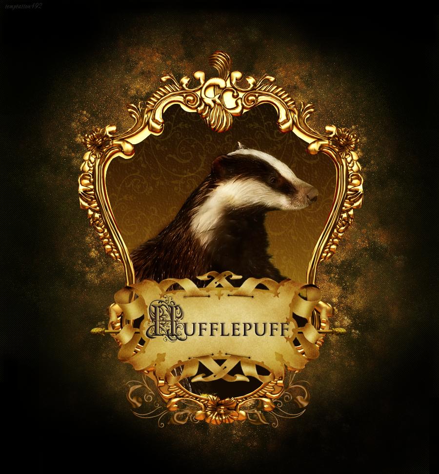 Hufflepuff By Temptation492 On DeviantArt