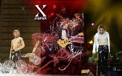 Yoshiki by TheGoldenDragon