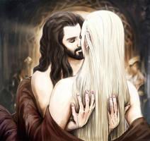 Make Love To Me - Thorinduil by EovinMG