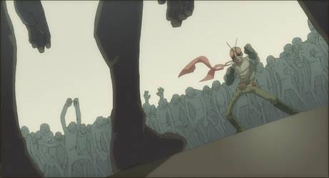 Kamen beat-down by ZWYER