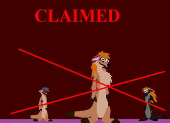 Claimed by Madarao123