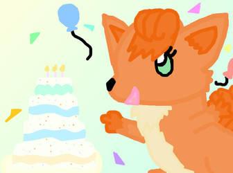 Happy Birthday Kiri! by ShadowDarko