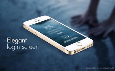 Echo iOS App by HusseinGaber