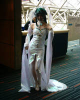 Haydee cosplay by Shiroyuki9