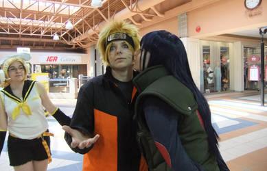 First kiss by Shiroyuki9