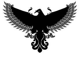 Garuda Wayang Kulit TVC Logo by bigolord