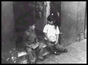 Street Childrens by ironbird