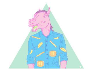 99% unicorn by mindfnck