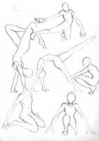Poses 2 by Hel-su