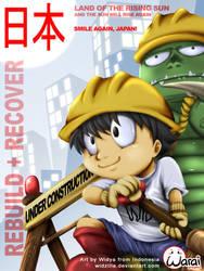 Recover Japan by widzilla