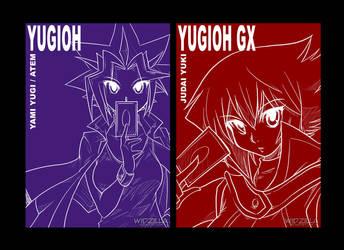 YGO : Queens by widzilla