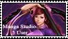 Manga Studio 5 User Stamp by xShiro-no-Musumex