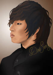 DaeSung -Big Bang- by Ch0sseTTe