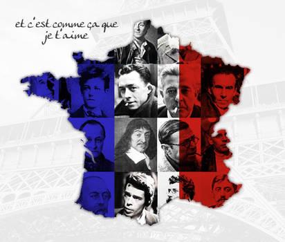 la france by galagoola