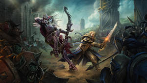World of Warcraft: Battle for Azeroth wallpaper by ddddd210